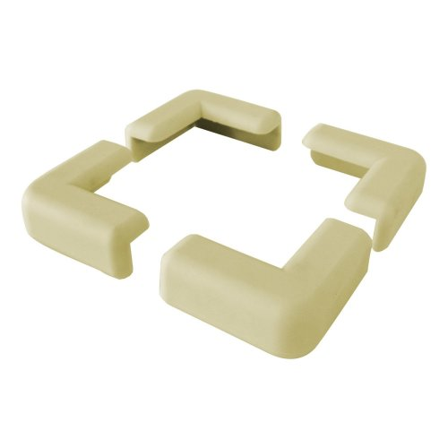 Ezy Child Safety Corner Protectors 4 Pack in Ivory