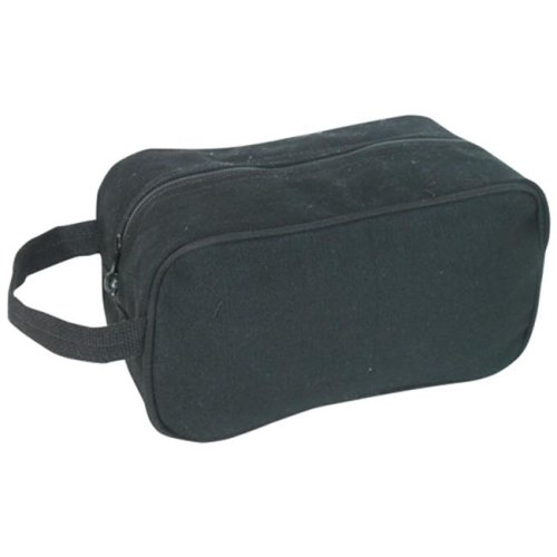 Fox Outdoor 41-51 BLACK Toiletry Kit - Black