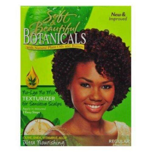 Soft & Beautiful Botanicals Texturizer Regular