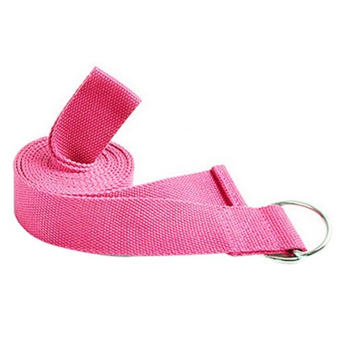 Durable Stretching Band Yoga Strap Exercise Band Fitness Equipment,PINK