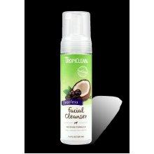 Tropiclean Waterless Facial Cleanser 220ml
