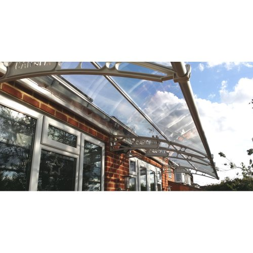 Cantilever Door Canopy | 3000mm wide x 1500mm projection