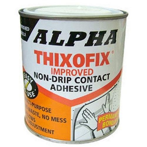 Alpha Dunlop Thixofix Contact Adhesive 5 Litre Tin