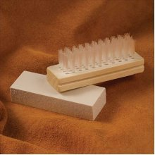 Fiebing's Suede & Nubuck Cleaner Kit - Fiebings Removes Marks Spots Soiling -  suede fiebings nubuck cleaner kit removes marks spots soiling from