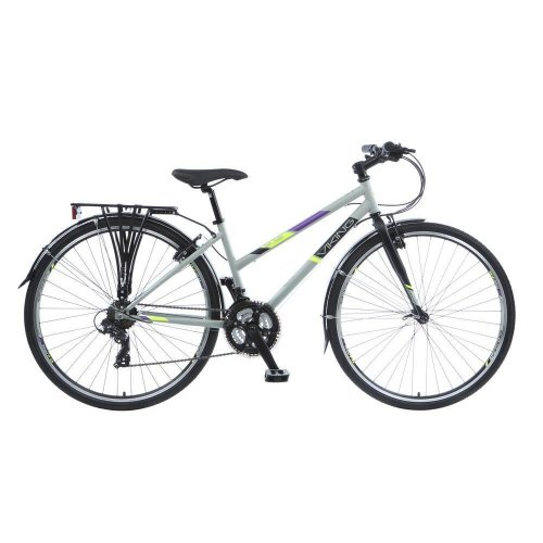 """Viking Quo Vadis Ladies 700c 21 Speed Urban Trekking Bike Bicycle Frame Size 16"""""""