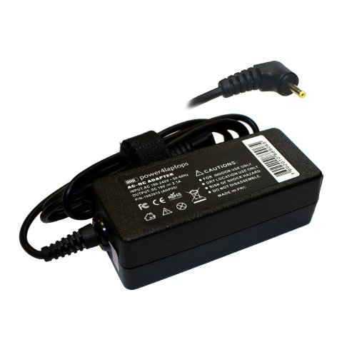 Asus Eee PC 1015PDG Compatible Laptop Power AC Adapter Charger