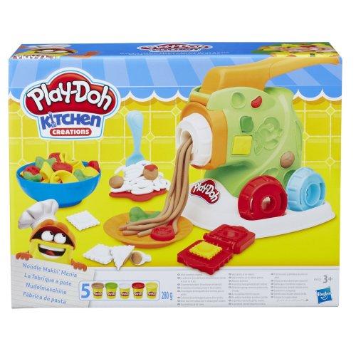 PLAY-DOH B9013EU40 Kitchen Creations Noodle Makin Mania
