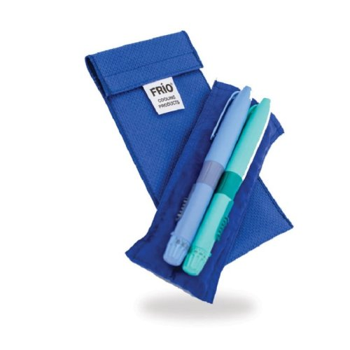 Frio Medical Cooling Duo Wallet Blue - Wallet Only