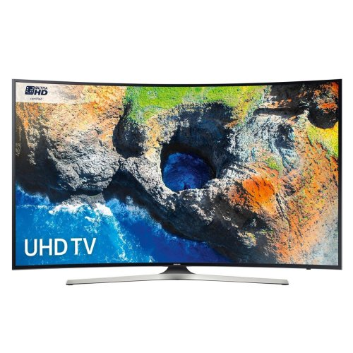 Samsung UE55MU6220 55 Inch Curved SMART 4K Ultra HD HDR LED TV TVPlus