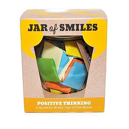 Positive Thinking Quotations In a Jar - *NEW* - A Month of Inspirational, Motivational and Thought Provoking Quotes. Take One A Day to Keep You On...