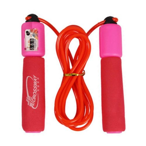 "Skipping Rope Jump Rope For Adult With Counter(118.11"")"