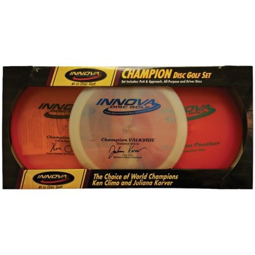 Innova Disc CHAMPION 3-PACK Champion 3-Pack Toy