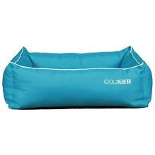 Trixie Dreamer Cooling Bed, 80 x 65 Cm, Blue - Dogs Khlbett Cool Cuccia -  trixie dogs khlbett cool dreamer cuccia refreshing 80x65 pillows cm light