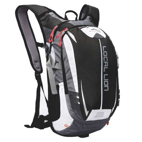 LOCALLION Biking Backpack Cycling Backpack Riding Backpack Bike Rucksack Outdoor Sports Daypack for Running Hiking Camping Travelling Ultralight...