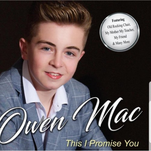 Owen Mac - This I Promise You CD 2018