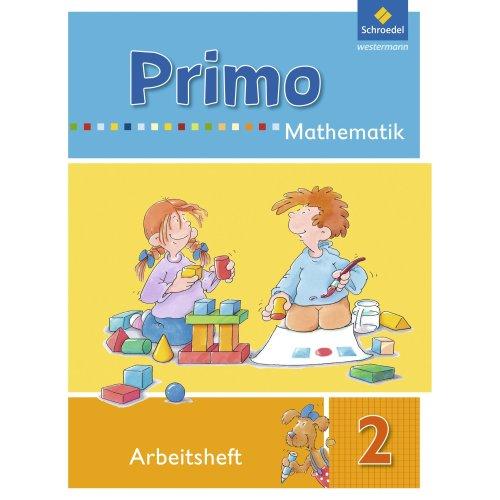 Primo.Mathematik 2. Arbeitsheft: Ausgabe 2009