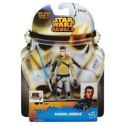 Star Wars New Hasbro Rebels Collection Kanan Jarrus Action Figure