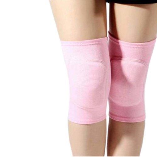 Professional Athletics Knee Compression Sleeve Knee Brace Knee Pads 2-Pack ,#A3
