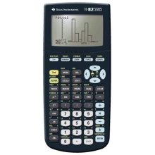Texas Instruments Graphing Calculator with Statistics Features (TI82STATS)