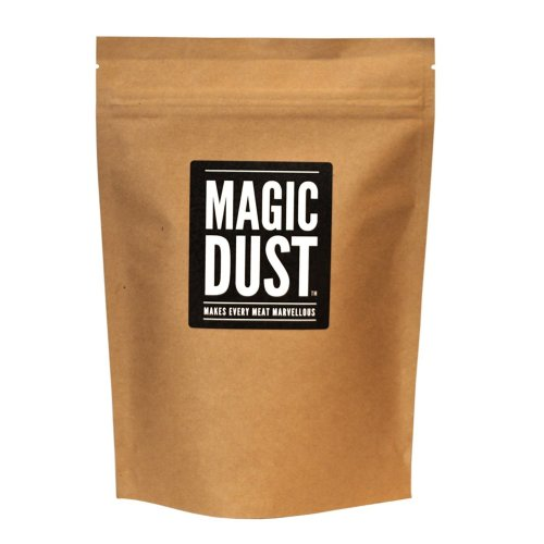 "Magic Dust® - All Purpose Seasoning & BBQ Rub - ""Makes Every Meat Marvellous"" - Large Pack (225g)"