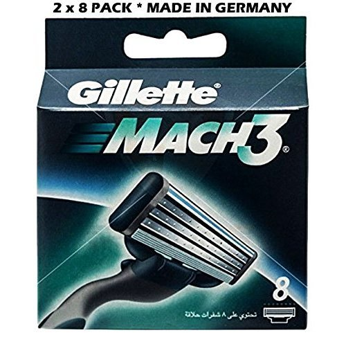 Gilete Mach 3 - 15 Cartridges