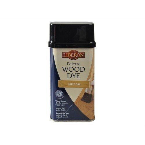 Liberon 014331 Palette Wood Dye Light Oak 250ml