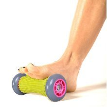 Foot Hand Recovery Massage Roller Alleviate Muscle Pain Tension Yoga Fitness Health Care Tool