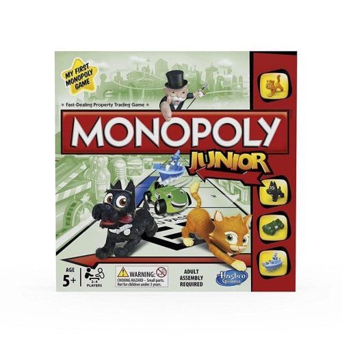 Hasbro Junior Monopoly Board Game
