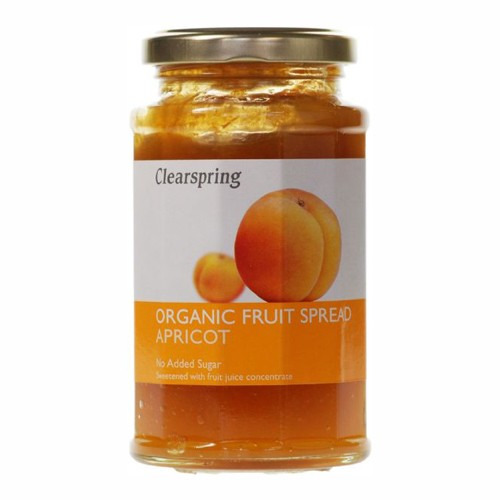 Clearspring Organic Fruit Spread - Raspberry 290g