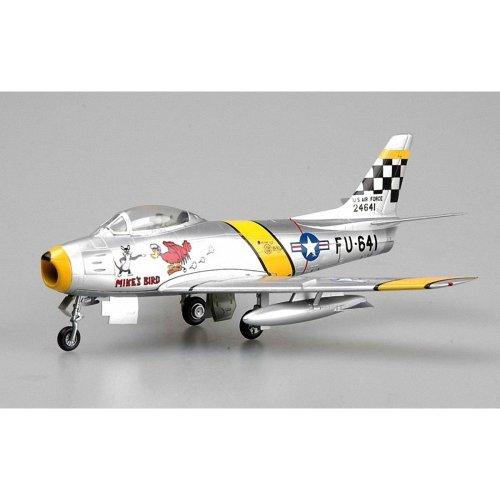 Em37104 - Easy Model 1:72 - F-86f30 Sabr E - 39fs/51 Fw,flown by Chrles