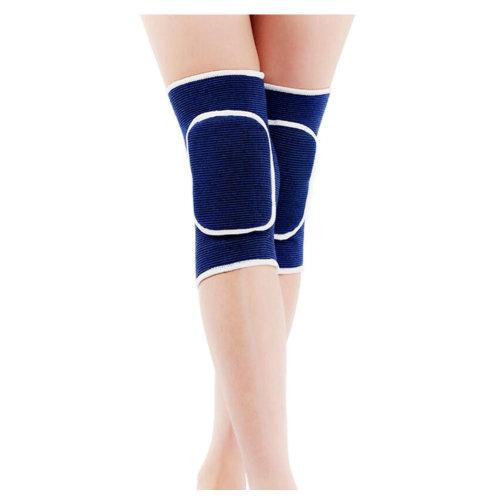 Knee Brace Sleeve for Yoga/Dance/Football/ Basketball Sports Protection Blue