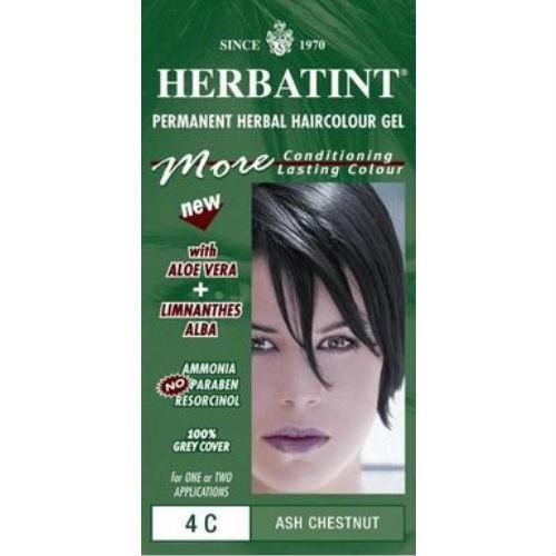 Herbatint Light Copper Chestnut Ammonia Free Hair Colour 5r 150ml