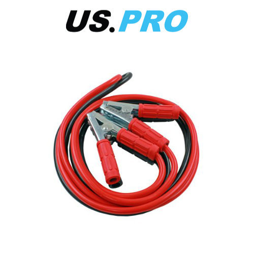US PRO 600 Amp X 3 Meters Booster Cable Jump Leads 6775