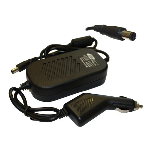 HP Envy 17-3095CA Compatible Laptop Power DC Adapter Car Charger