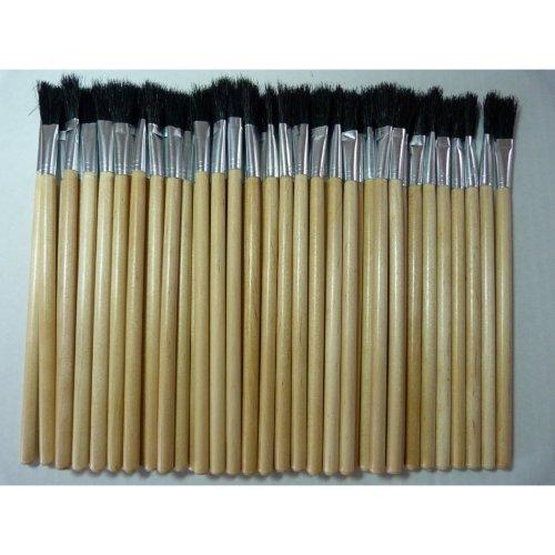 Neish Tools flux or glue brush plus PVA or paint - pack of 50