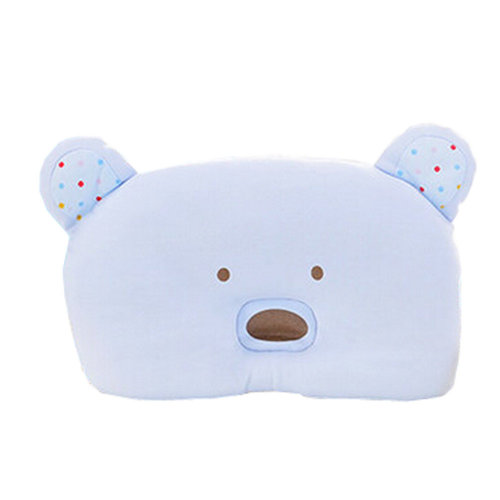 Adorable Soft Little Pillow Prevent Flat Head Small Pillows For 0-1 Years, E