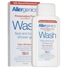 Allergenics Allergenics Shower Gel 200ml