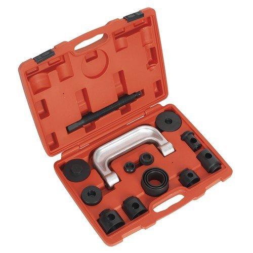Sealey VS1274 Lower Ball Joint Remover/Installer 14pc Mercedes, Renault
