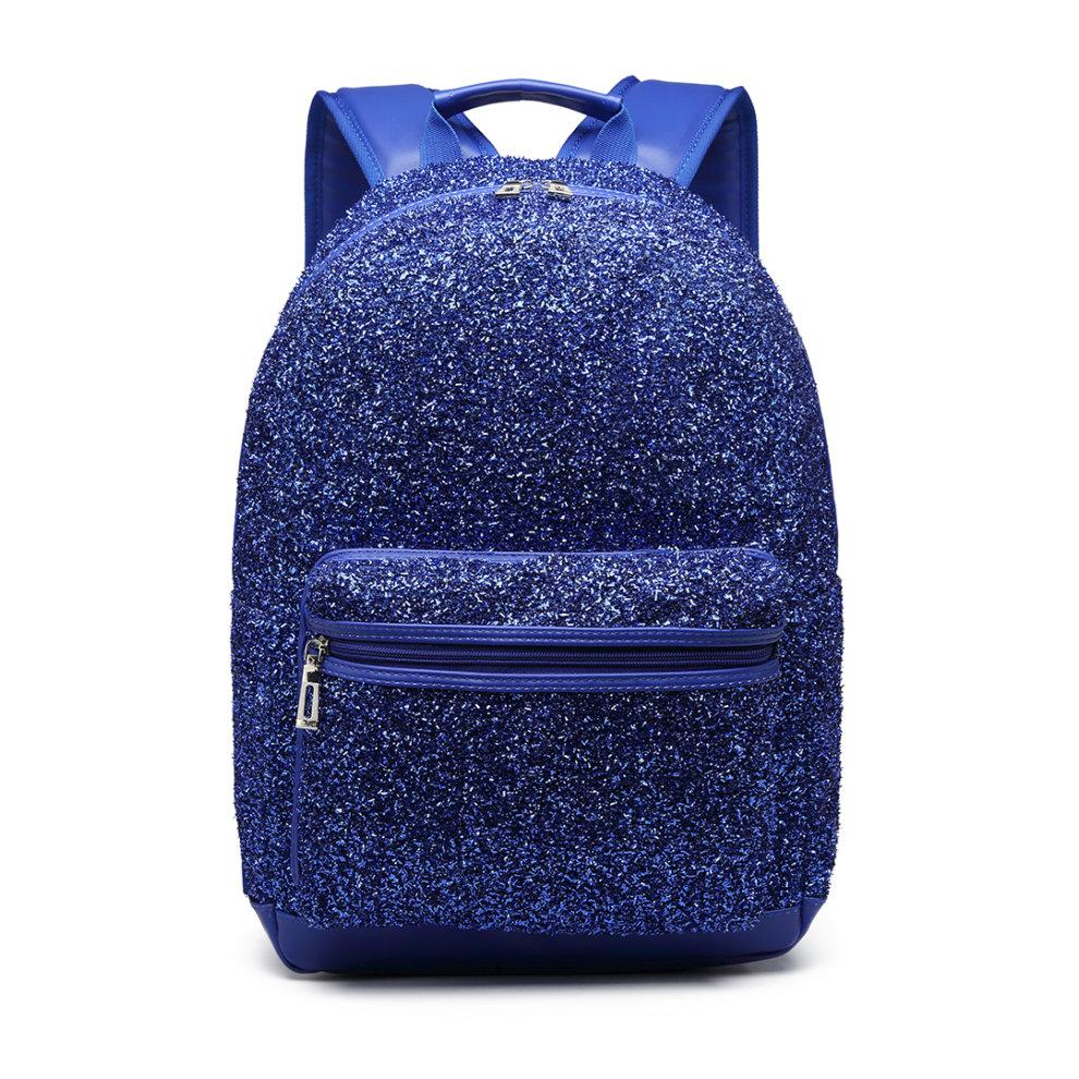 e32580864 ... Miss Lulu Women Glitter Backpack Girls School Bag Rucksack - 3 ...
