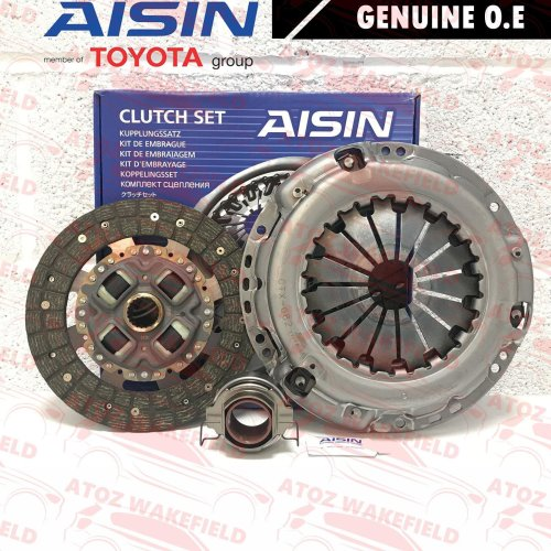 FOR LEXUS IS200 2.0 2.0i NEW OE AISIN JAPAN CLUTCH KIT BEARING PLATE 1GFE GXE10