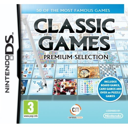 Classic Games (Nintendo DS)