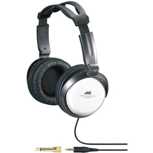 JVC Full Size Dynamic Sound Stereo Headphones (HARX500)