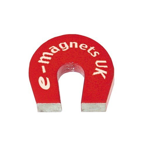 E-Magnets 802 Horseshoe Magnet 25mm