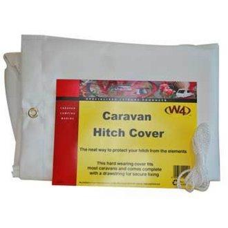 W4 Caravan Hitch Cover