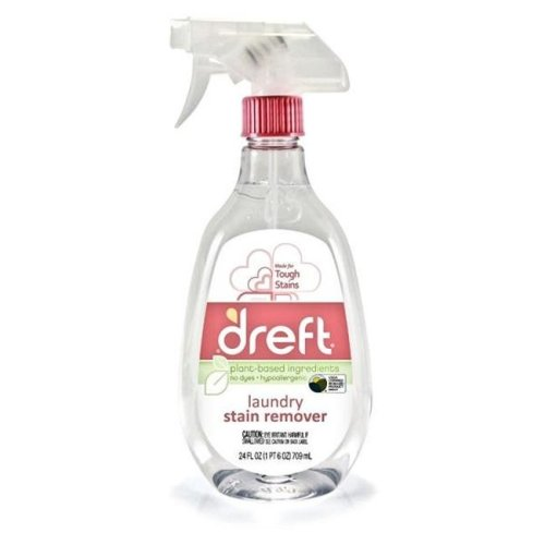 Nehemiah 01175 24Z 24 oz Dreft Laundry Stain Remover - Pack of 4