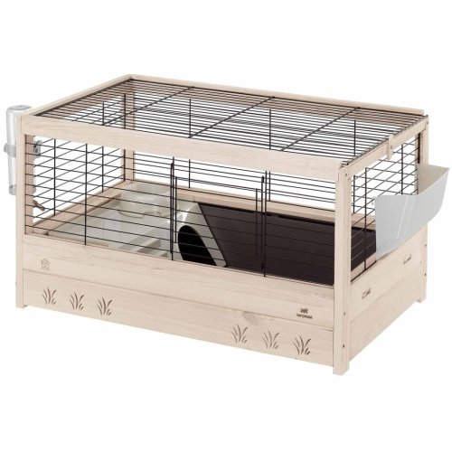 Ferplast Guinea Pig Cage Arena 80 82x52x45.5 cm Small Animal House 57089317