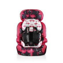 Cosatto Zoomi Group 1/2/3 Car Seat - Flamingo Fling
