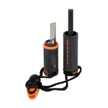 Gerber Bear Grylls Fire Starter | Survival Fire Steel & Whistle