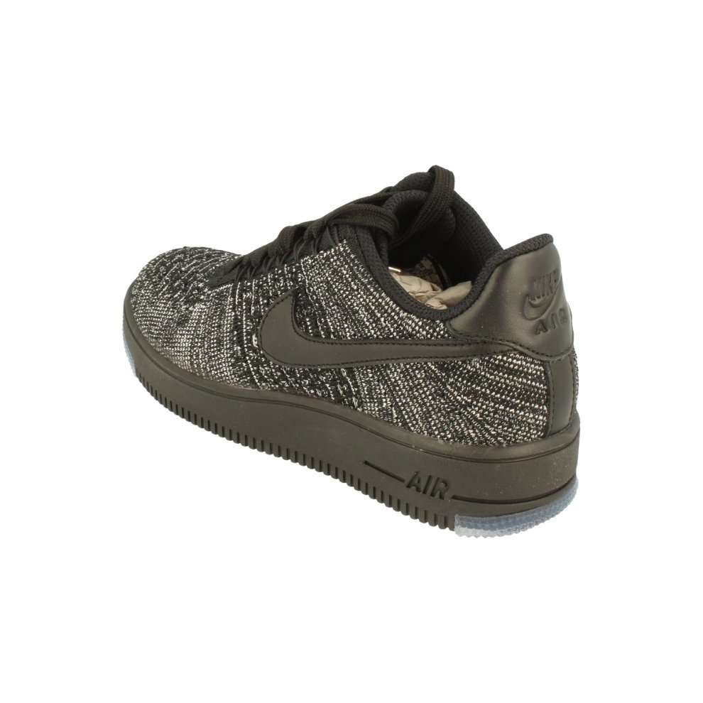 buy online 88ae2 536af ... Nike Womens Af1 Air Force 1 Flyknit Low Running Trainers 820256  Sneakers Shoes - 1 ...