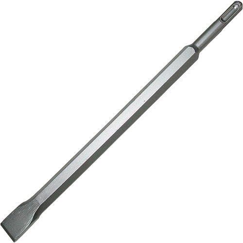 Silverline SDS Plus Hex Flat Tct Chisel 30 x 250mm - 282594 -  sds hex flat plus tct silverline chisel 250mm 30 282594